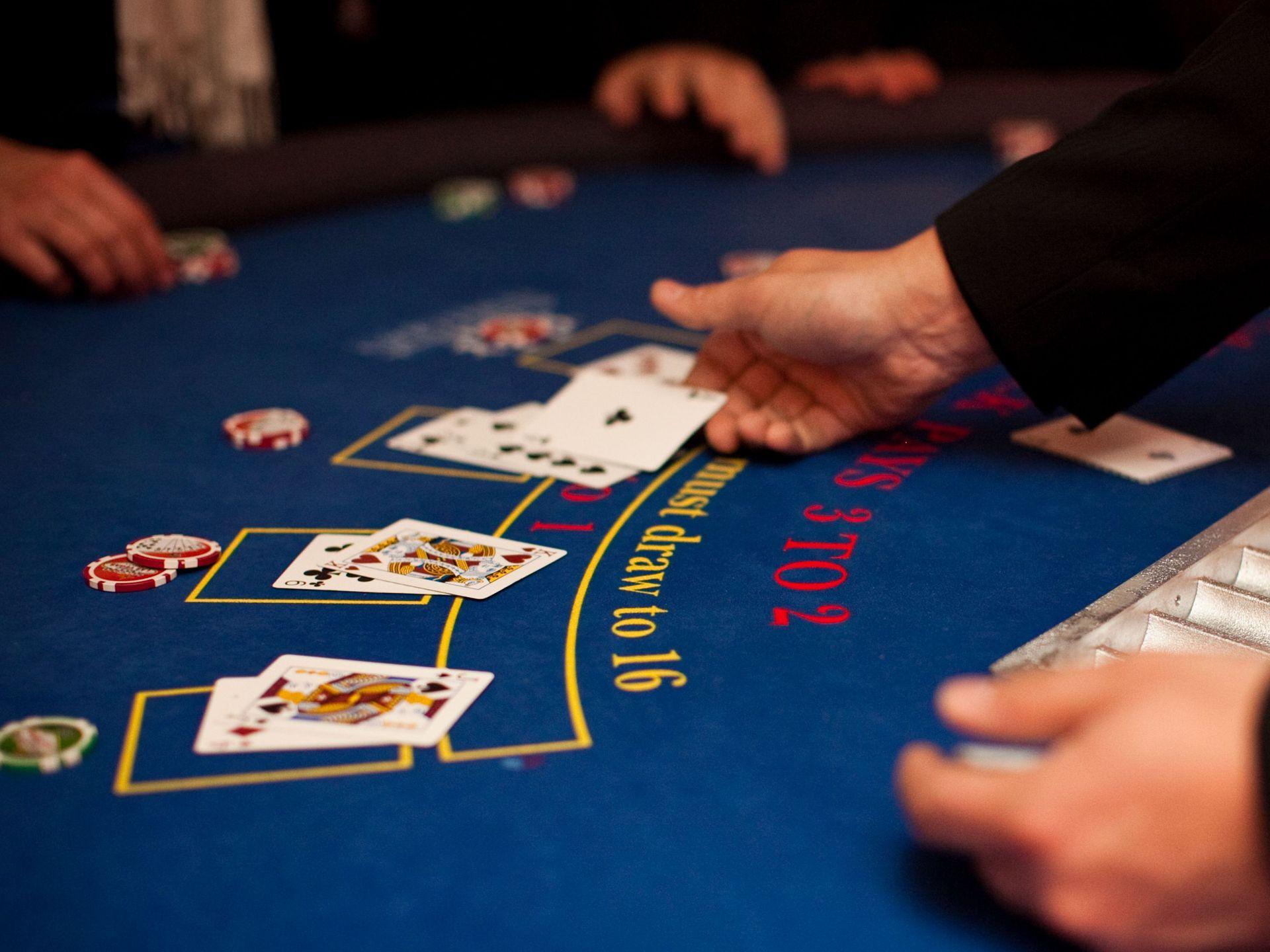 Blackjack gratuit: comment faire?