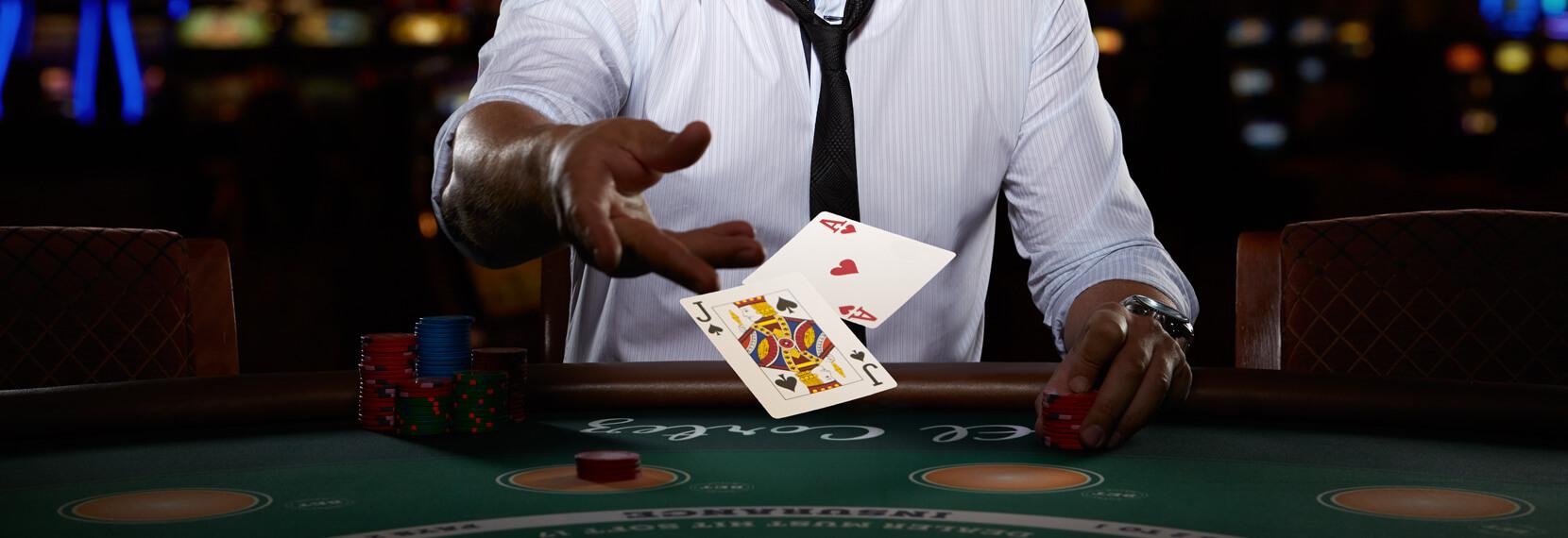 Blackjack en ligne: faites preuve de stratégie