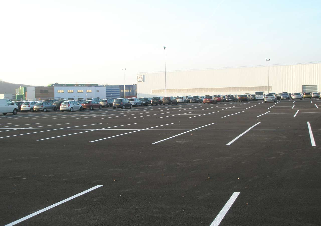 Une location parking incluse dans l'habitation