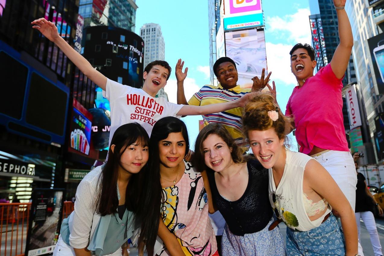 Sejour linguistique anglais : un summer camp au Canada
