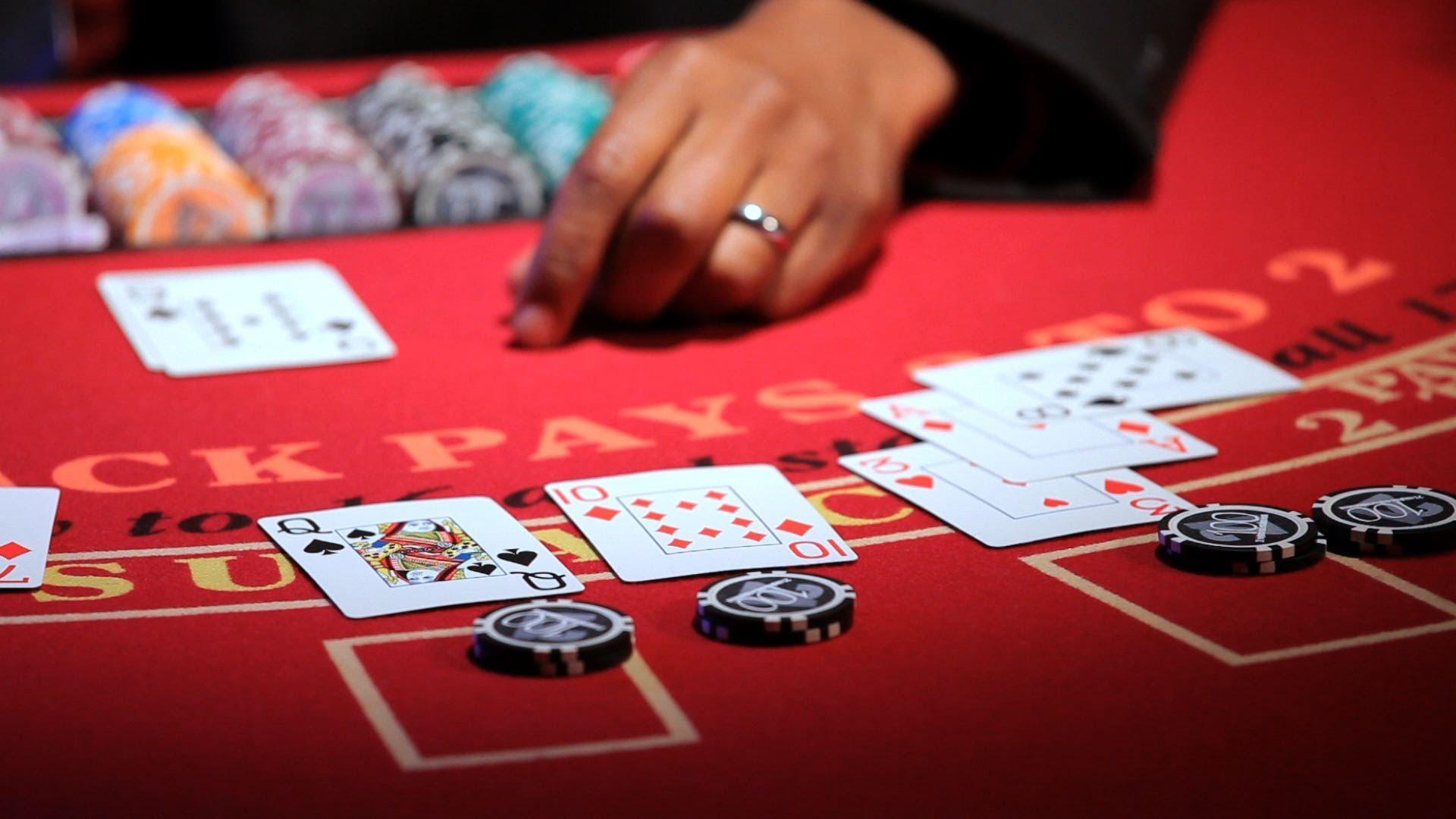 Une méthode pour vaincre le croupier au blackjack
