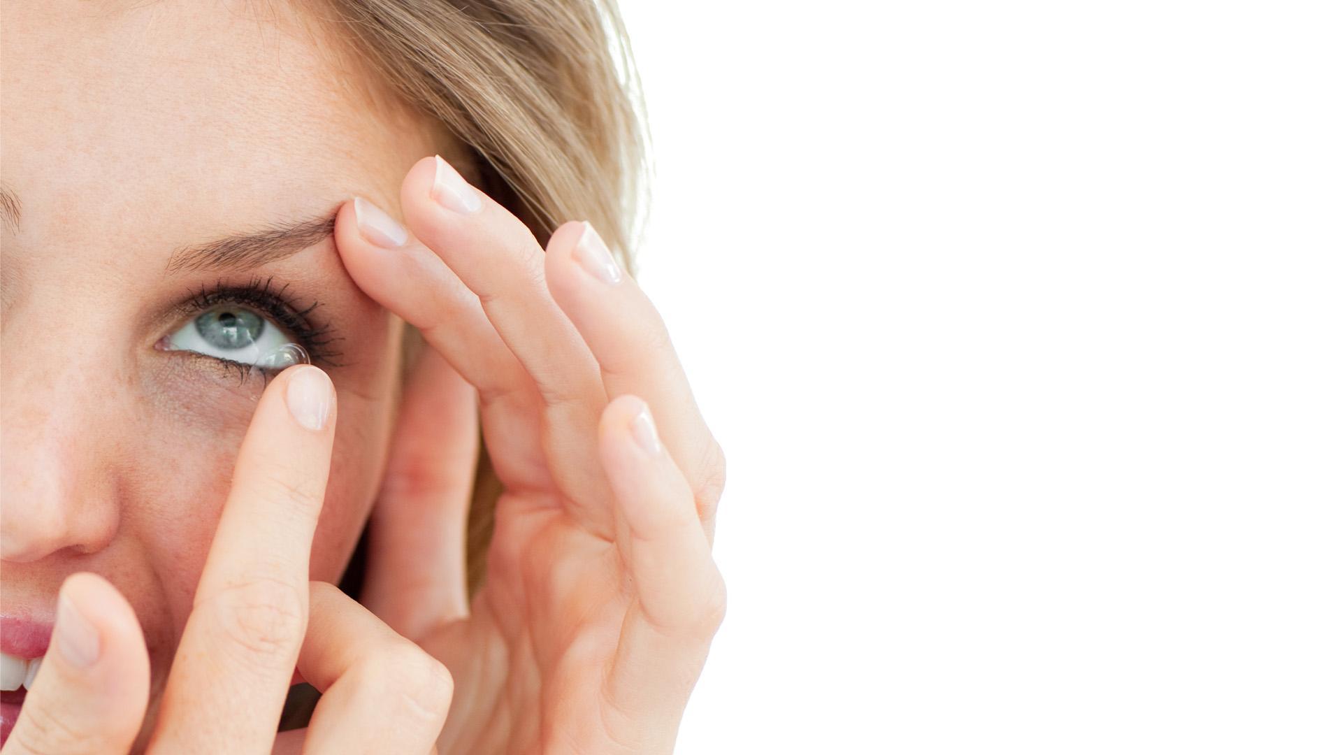 Lentille de contact : mettez en valeur vos yeux