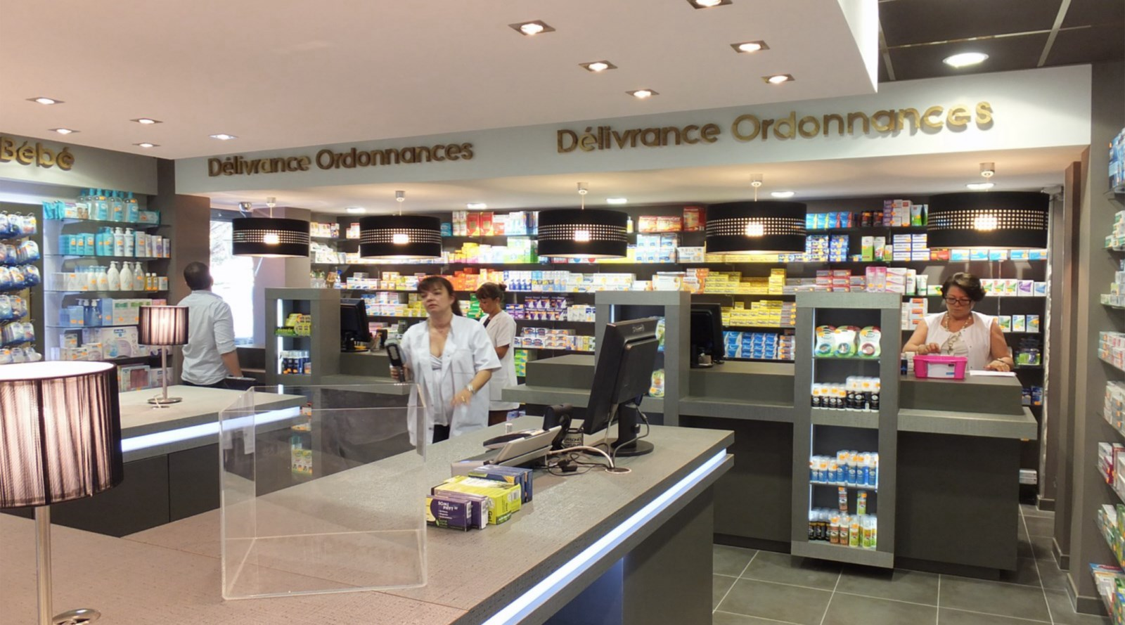 Agenceur pharmacie, la boutique à aller voir