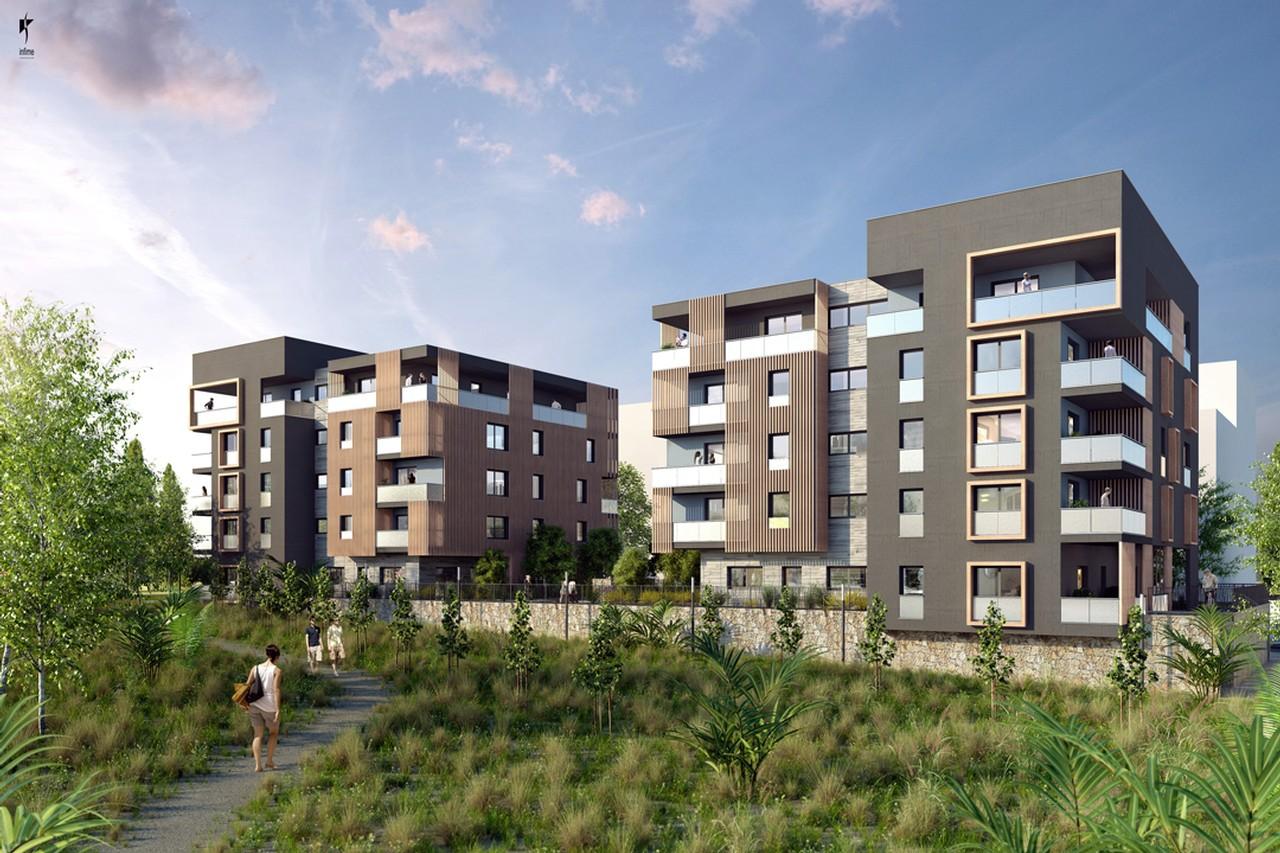Savoir se projeter sur les plans d'un programme immobilier neuf à sete