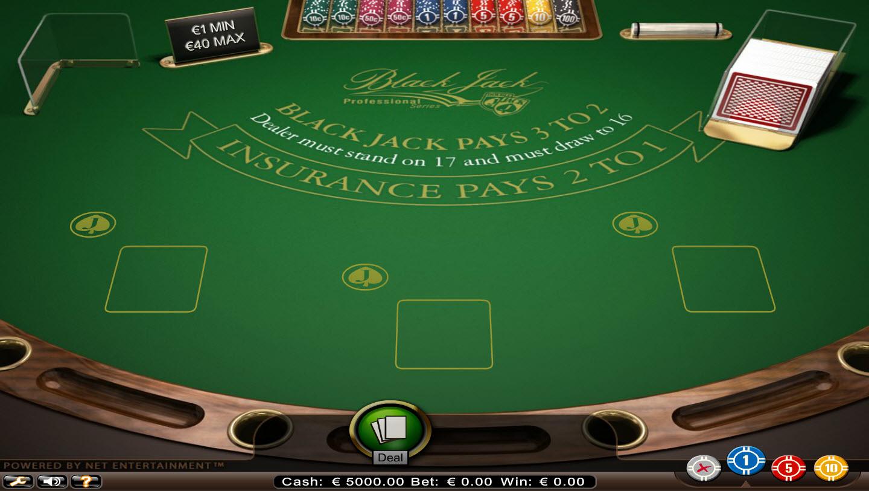 Blackjack en ligne : parties gratuites ou avec mises, le choix est au joueur