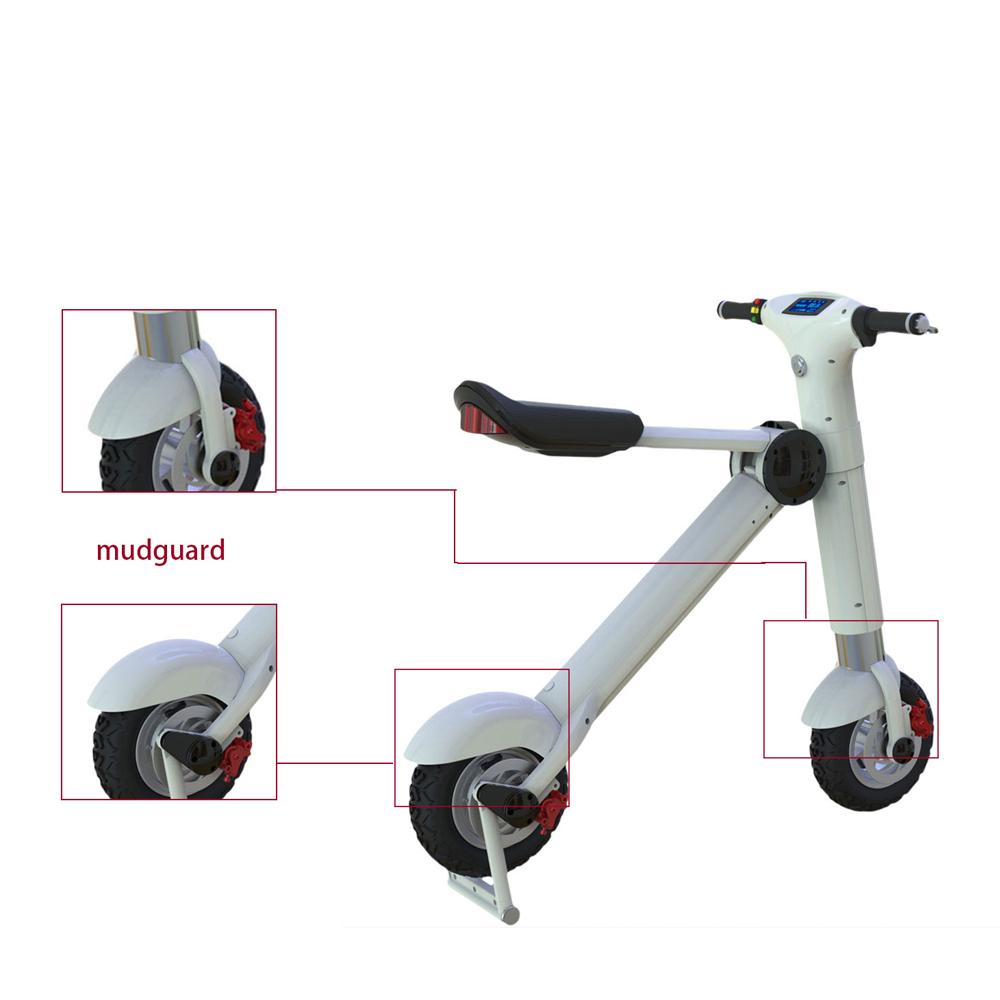 Comment voir qu'il faut changer les pneus du scooter?
