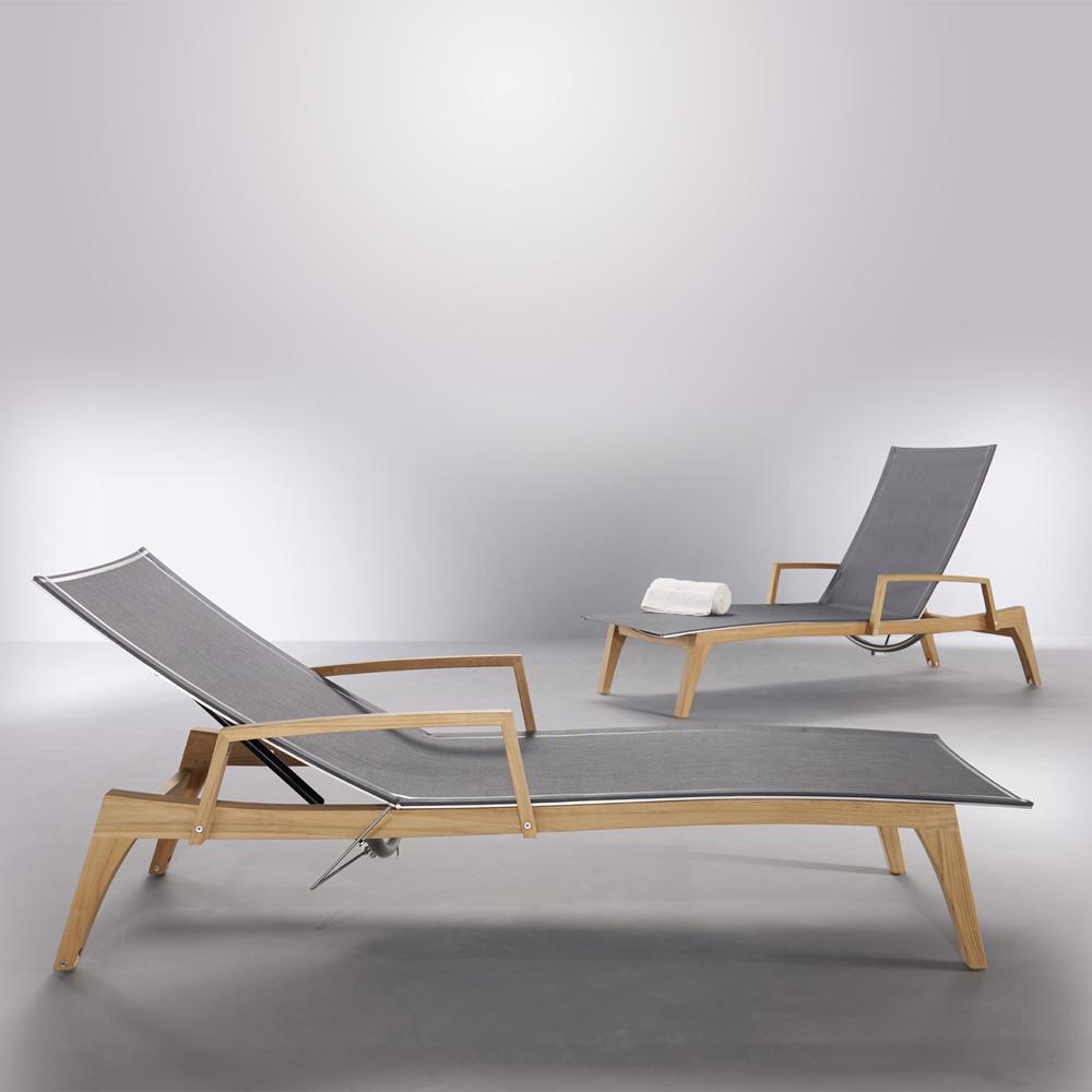 Bains de soleil : je vous parler d'un mobilier de jardin indispensable